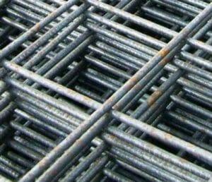 Металлическая сетка из стержневой арматурной стали