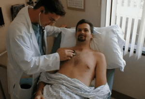 Исследование больного